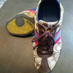 Coach Jayme shoes